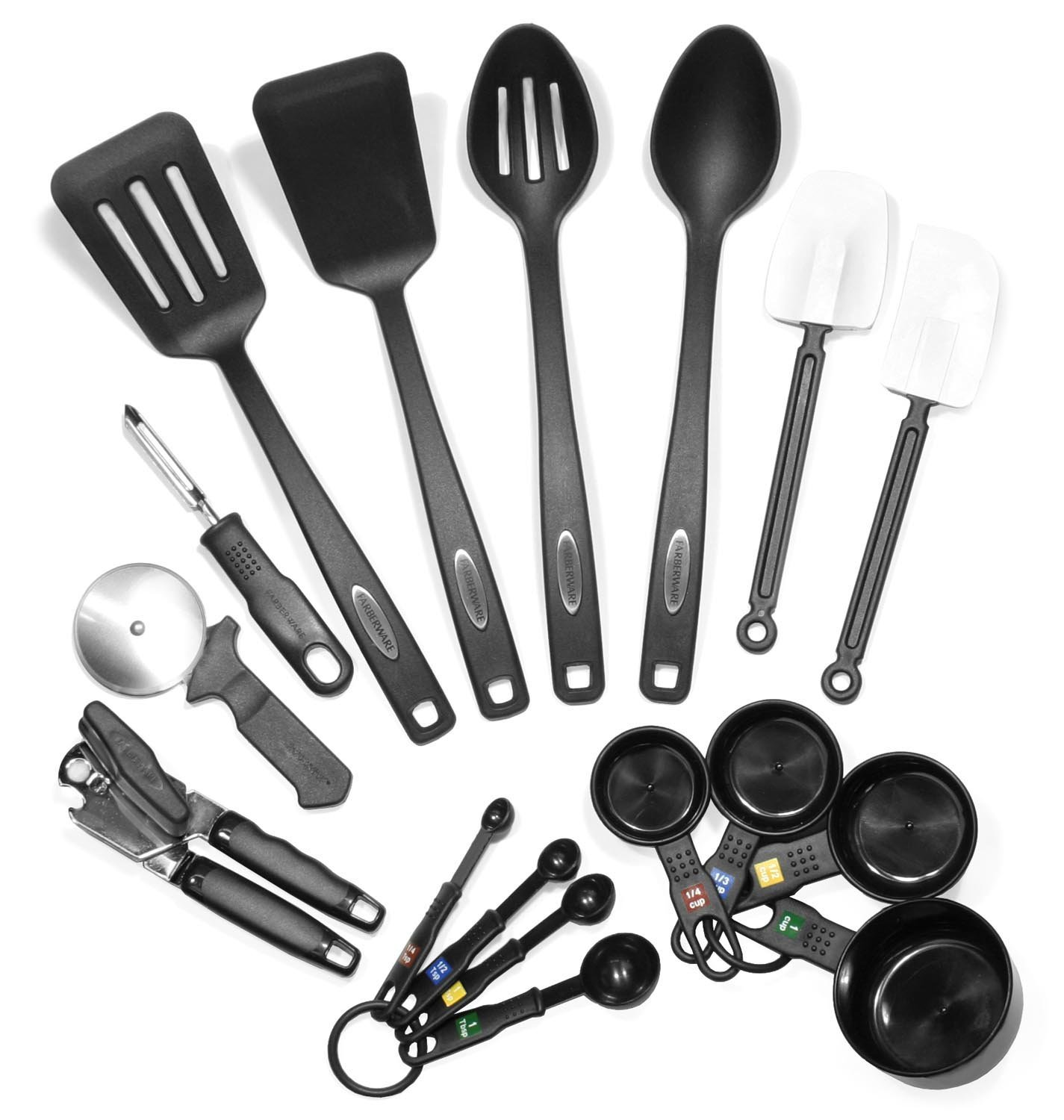 Farberware Classic 17 Piece Tool And Gadget Set